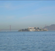 Alcatraz & Golden Gate Bridge