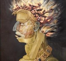 Fire-Giuseppe Arcimboldo-1566-Museum of
