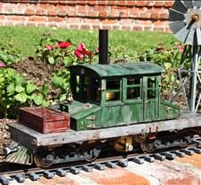 Sonny's Steeple Cab Locomotive No. 100
