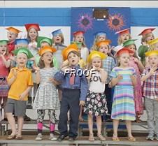 Kindergartens say hello