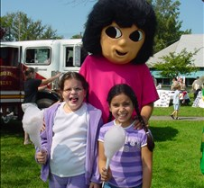 Dora the transvestite explorer!!!