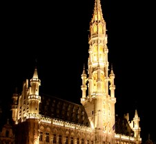 Brussels City Hall - Grand Place