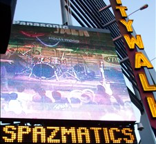 8726 Spazmatics at Citywalk