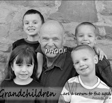 grandchildren -8x10