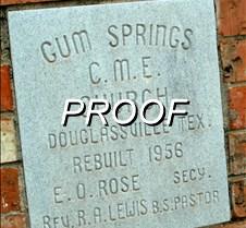 gum springs
