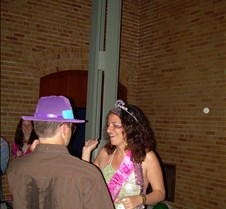 Eleni is Prom Queen!