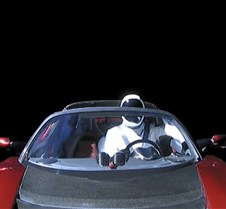 Tesla Front Camera