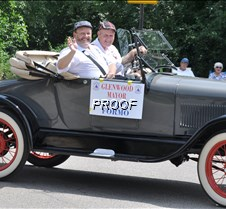 Mayor and Model T
