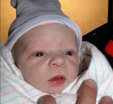 Evan Scott Gudmunson's Birth