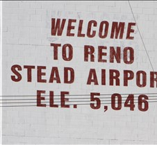 Reno Stead Airport, Reno Nevada