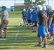 BHS Football Scrimmage 8-20-17