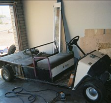 December 22, 2004 Cart Construction