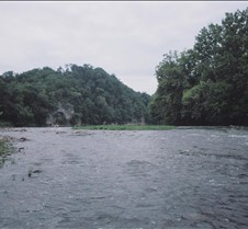 Compton Rapids on the right