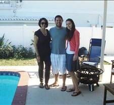Frances, Mark & Alyssa