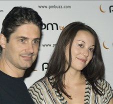 Zach Galligan & wife Lang Galligan