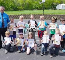 GHES first grade awards