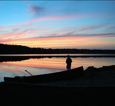 Jack fishing on Arrowhead Lake 5 2002082