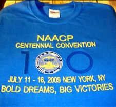 convention t shirt
