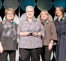 Cheryl Kleven award