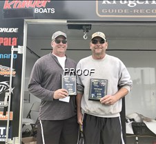 Walleye tourney-1st place
