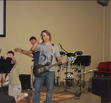 "Eastpoint Community George Palo""s Birthday, Praise Team Practice"