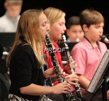 concert grade 5 clarinet