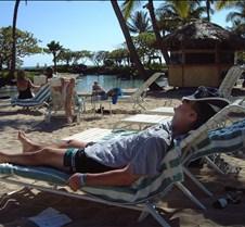 Hawaii Brad on Beach