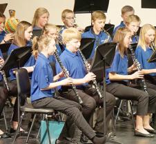 7th grade clarinets
