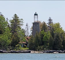 Baileys Old Harbor Light
