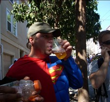Superman Drinks, Joey Givens Chats