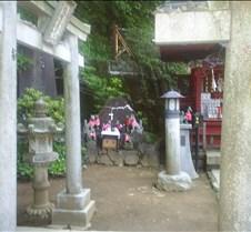Pretty shrines