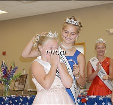 Jr. Miss Minnewaska crowning