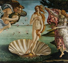 The Birth of Venus - Sandro Botticelli -