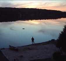 Jack fishing on Arrowhead Lake 2 2002082
