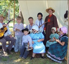 Brice's Crossroads 149th Anniversary Living History Annual Living History near Baldwyn, MS