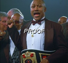 Fight Night Inductee - Joe Frazier