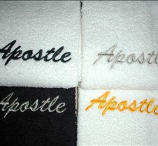 Apostle Towels