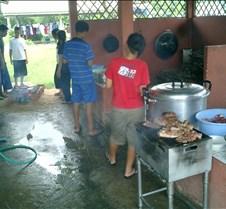 120 cooking pork
