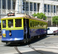 Oldest Operating Streetcar in SF