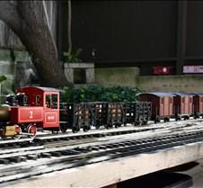 Rick Parker's Ruby 2 Loco & FRR Cars