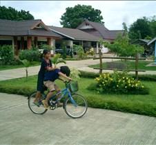 110 janjira and other girl on bike