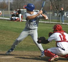 Vincennes University Baseball 3-16-2006