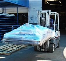 New Track On Forklift