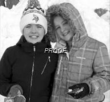 Elaina & June Sleds