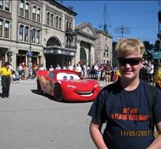 Tyler with McQueen