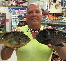 fish Randy Vohnoutka