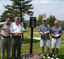 Roman, Nestor, Brian & John