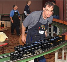 "Phil Carter & His 2-6-6-6 ""Allegheny"""