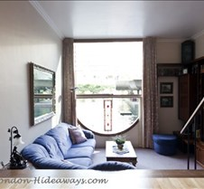 Beautiful Furnished Apartment London Loft - London-Hideaways.com London Barbican, Beautiful one bedroom apartment in London | vacation flat