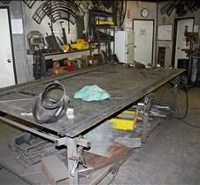 EagleWings Iron Craft, Fabrication Area